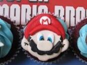 Gateaux Super Mario