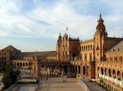 Seville, plaza espagna