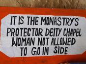 Woman allowed