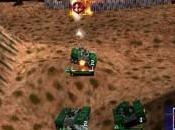 Warzone 2100 stratégie temps réel