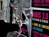 #PARIS20 Retour Ouni l'aprés-midi RESEAUX SOCIAUX Paris lieu vendredi septembre. événement PSST plateforme d'échanges interprofessionnelle