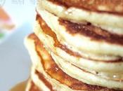 Pancakes orange ricotta