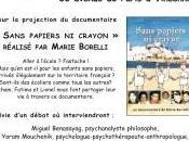 Projection Debat Enfants Sans Papiers jeudi octobre Vincennes