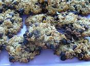 biscuits flocons d'avoine pepites chocolat°°°