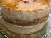 Compote-yaourt, glamour mille-feuilles avec l'agar-agar