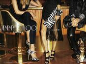 Jimmy Choo pour H&M campagne