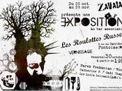 Exposition Collective Zavata Roulottes Russes