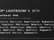 News version pour logiciel Lightroom