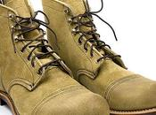 Wing Iron Ranger Boots
