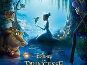 Princesse Grenouille l'affiche officielle