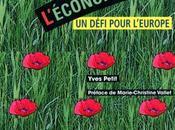 """""""L'économie verte défi pour l'Europe"""" Yves Petit (Préface Marie-Christine Vallet)"""