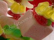 Brochettes bonbons