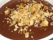 Petites crèmes chocolat sans oeuf