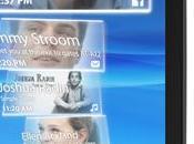 Sony Ericsson Xperia Android
