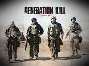 (Mini-série Generation Kill chronique désabusée d'une guerre moderne