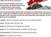 menu Grand Débat