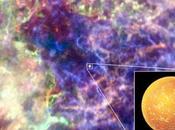 atmosphère carbone découverte autour l'étoile neutrons Cassiopeia