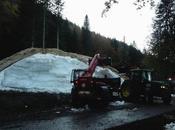 Neige éternelle dans Jura