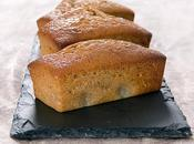 Mini cakes miel, poires farine châtaignes