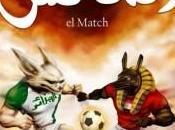 """Algérie Egypte match dans match"""""""