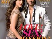Saif Kareena font couverture Filmfare (Novembre 2009)