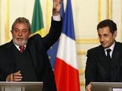 Texte Position commune France Brésil changement climatique