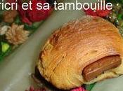 Petits pains chocolat briochés