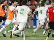 Algérie Egypte résultat match d'appui mercredi novembre 2009