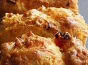 Mini-Cakes Mimolette Lardons
