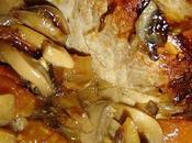 """Roti porc sauce """"qui tue"""""""