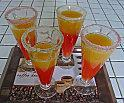 Astuce pour décorer givre verre cocktail