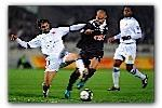 Valenciennes fait tomber Bordeaux