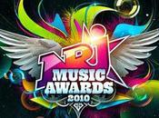 Music Awards 2010 nominés sont