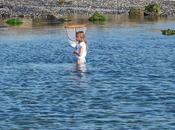 pêche moules...