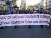Journée internationale lutte contre violences faites femmes mercredi novembre 2009