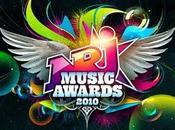 Votez pour Music Awards 2010