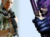 Thor Jeremy Renner Hawkeye