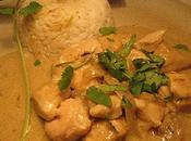 CURRY POULET VERT (recette thailandaise)