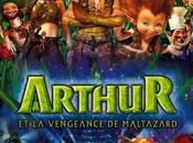 Semaine décembre 2009 Arthur vengeance Maltazard