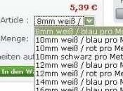 Problème d'affichage attributs Prestashop dans Internet Explorer