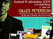 wants night with Gilles Peterson