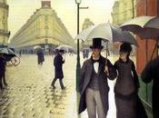 Jour pluie Paris