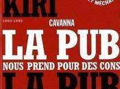 contre-histoire publicité Cavanna
