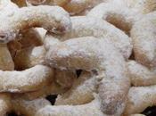 Kipferl amandes (bredele noel) recette