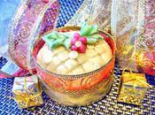 Fruit Christmas Cakes Petits Noël fruits confits (sans oeuf plv, vegan)