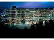 Centre Pompidou rouvre pour fêtes