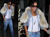 MayBach Tips: Comment avoir même sweat fourrure Rihanna News scène Féminine U.S…
