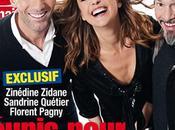 Zidane pour l'association décembre
