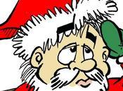 était fois, Père Noël réchauffement planétaire