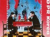 pour trône Kasparov contre Karpov (4ème partie). revanche mais laquelle 1986.